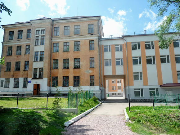 Дрогобич. Школа № 5
