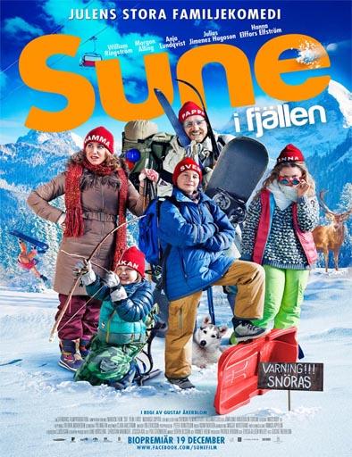 Ver Los Andersson en la nieve (2014) Online