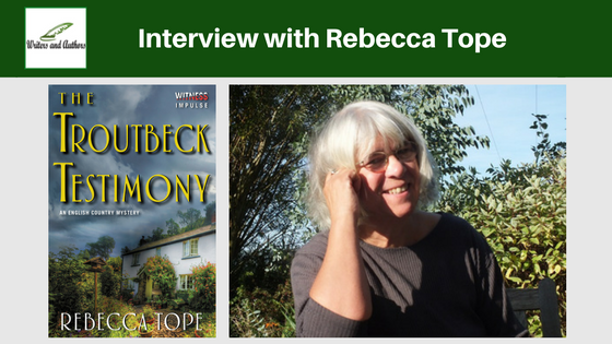 Interview with Rebecca Tope