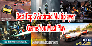 Best Top 5 Android Multiplayer Game You Must Play