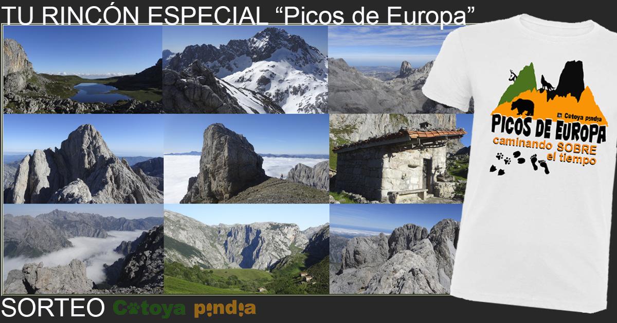5 lugares imprescindibles del el Parque Nacional de los Picos de Europa.