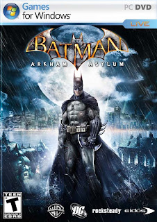 Batman Arkham Asylum - PC (Download Completo em Torrent)