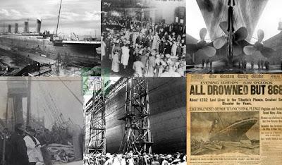amazing facts of titanic ship