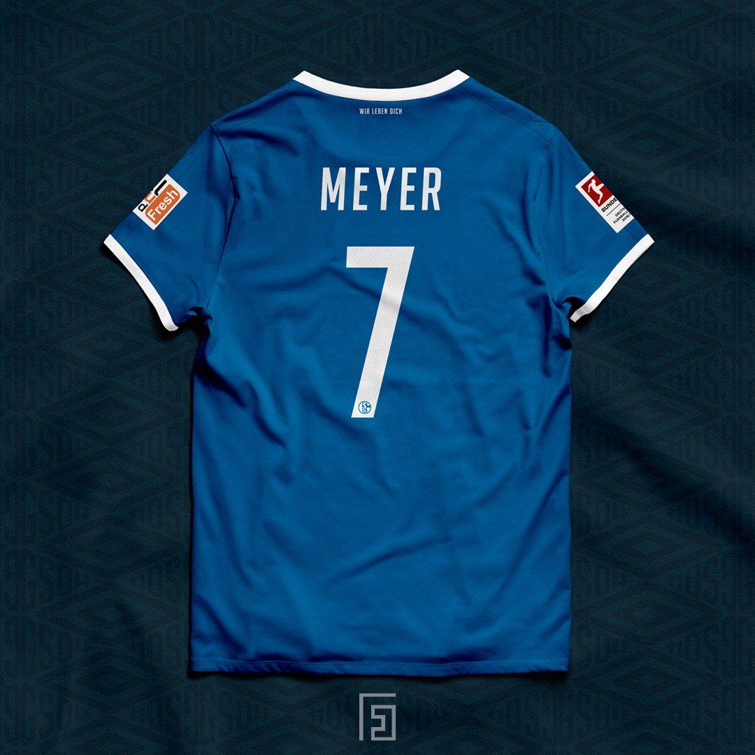 Schalke Umbro