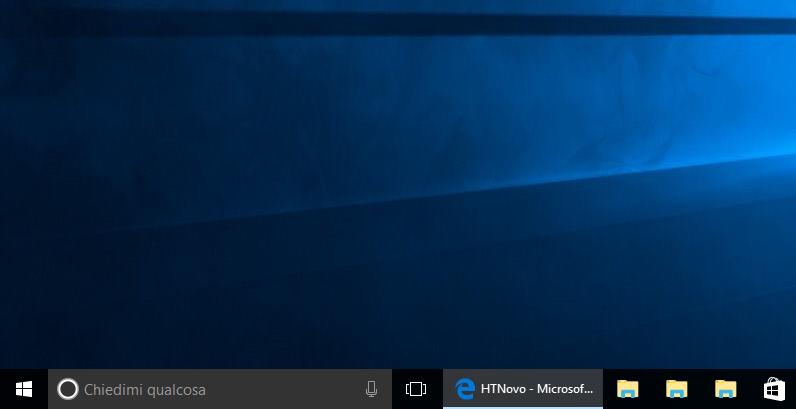 Come pinnare Cartelle alla Barra delle applicazioni in Windows 10 e precedenti HTNovo