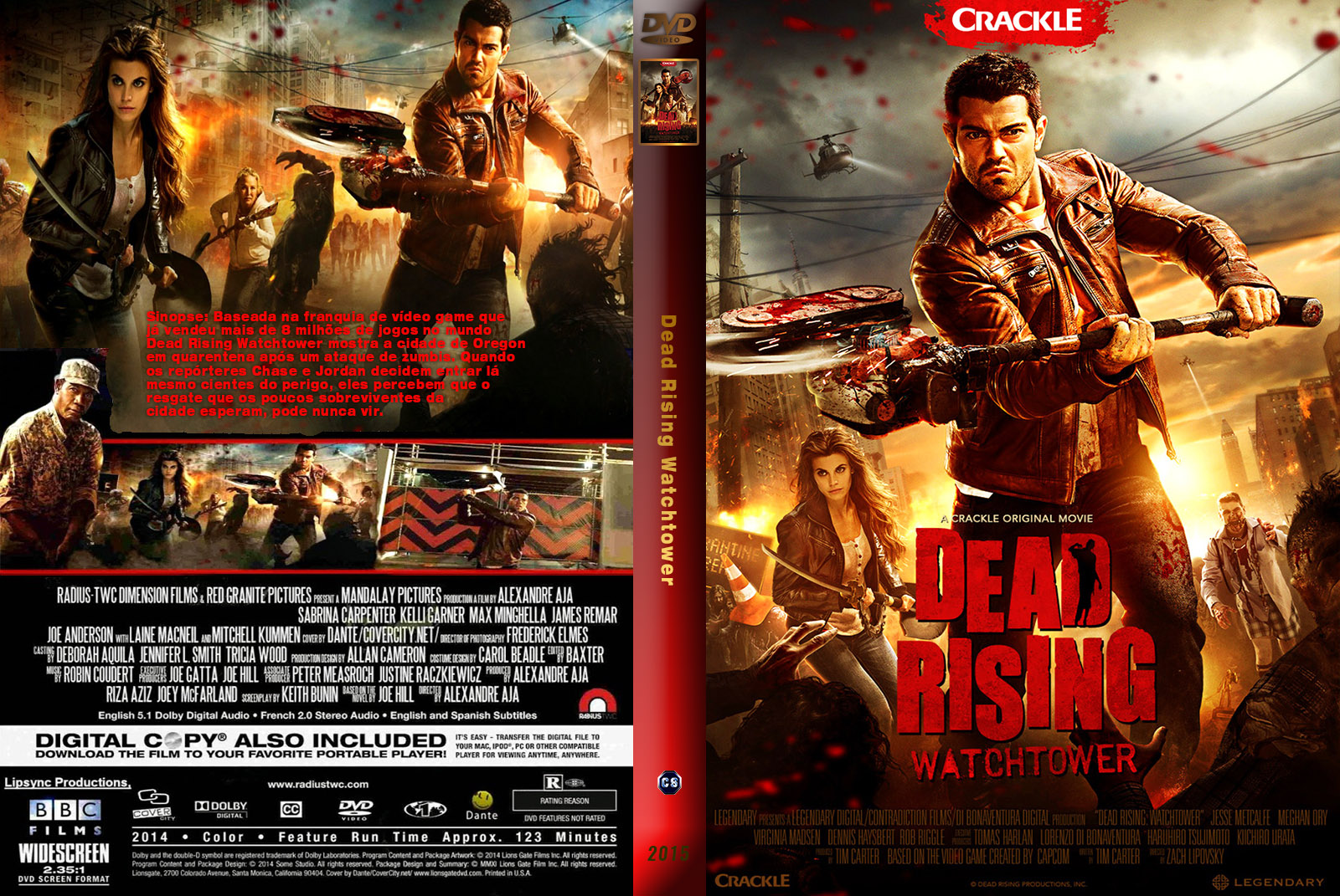 dead rising watchtower 2015