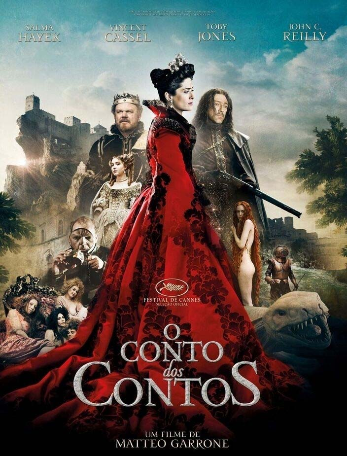 O Conto dos Contos Torrent – BluRay 720p e 1080p Dual Áudio (2016)