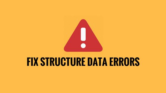 Fix All Hatom & Structure Data Errors in Blogger