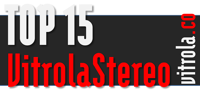Top 15 by Vitrola Stereo, Jun. 4 2016