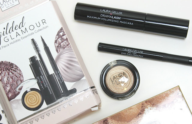 Laura Geller Gilded Glamour Make Up Kit Review