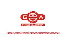 Lowongan Kerja PT Golden Agin Nusa Citeureup