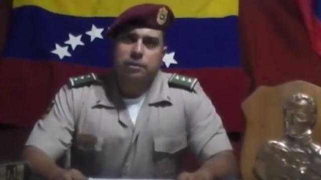 """Quién es Juan Caguaripano, el capitán venezolano que se rebeló contra """"la tiranía"""" de Nicolás Maduro"""