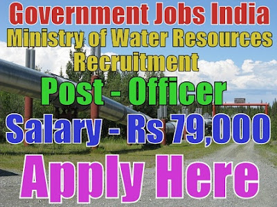ministry of water resources recruitment 2017