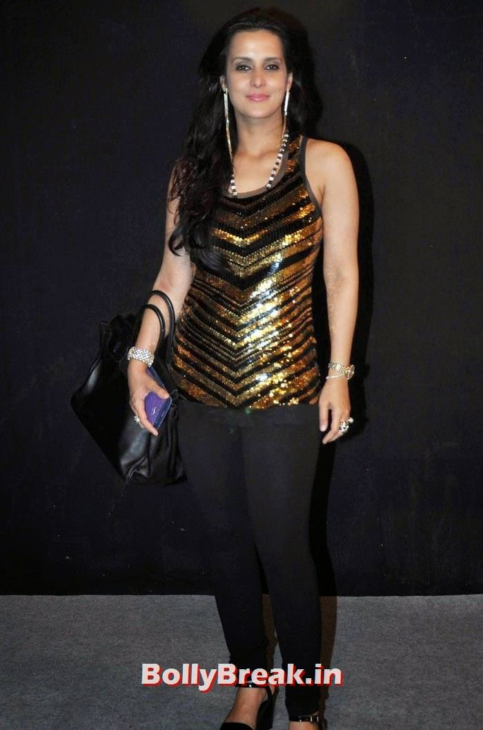 Tulip Joshi, Star Parivaar Awards 2014 Red Carpet Photo Gallery