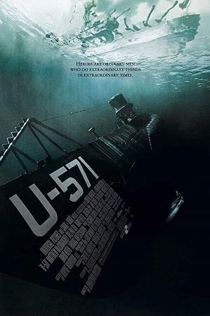 U-571 (2000) Full Hindi Dual Audio Movie Download 480p 720p Bluray