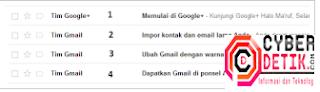 Cara Membuat Email Google Baru Gratis