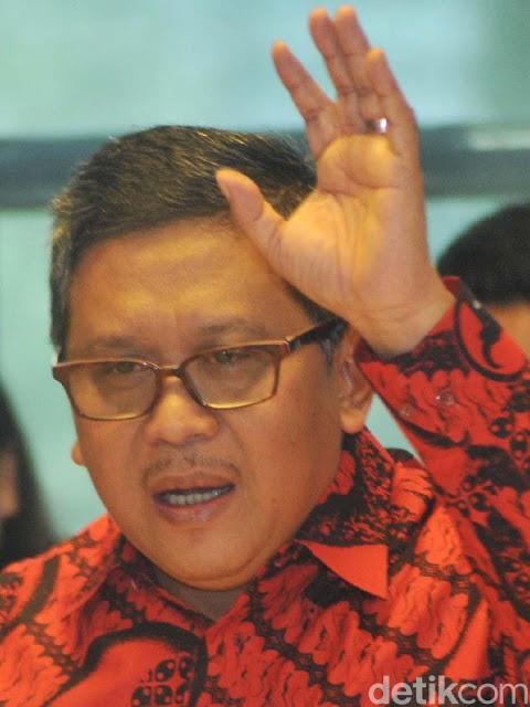 2 Kader Jadi Tersangka, PDIP Tuding KPK Main Politik