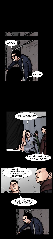 Máu Nhuốm Giang Hồ | Blood Rain chap 37 - Trang 9