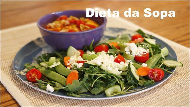 Dieta da sopa Ana Maria Braga