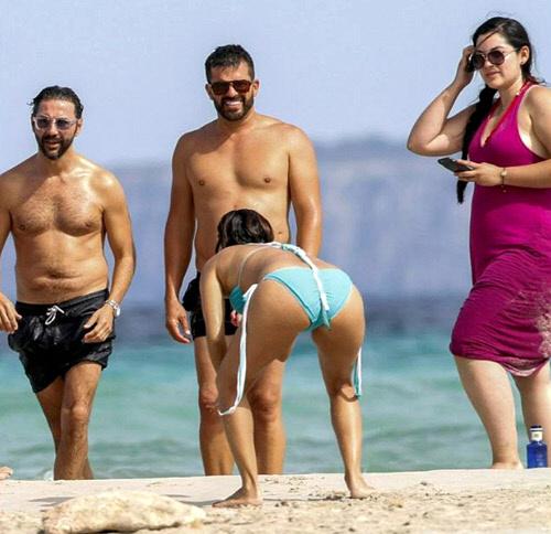 Eva Longoria, Ibiza 6