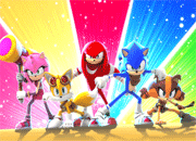 Sonic y sus amigos Puzzle