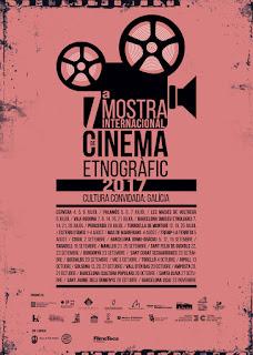 Esguard de Dona - Cartell de la 7a Mostra Internacional de Cinema Etnogràfic - 2017