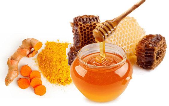 Quất kết hợp nghệ và mật ong điều trị rứt điểm bệnh viêm đau họng, sổ mũi