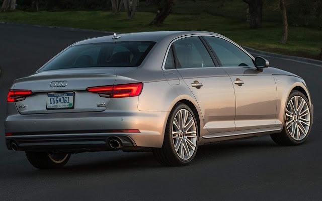 Novo Audi A4 2017