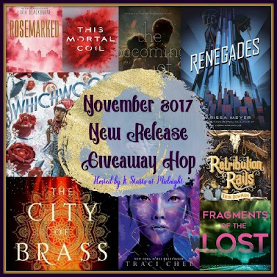 November New Release Giveaway Hop [INT] ~ Jump Into Books
