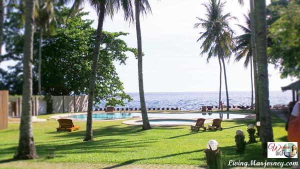 Bahay Bakasyunan in Camiguin Mindanao Sea