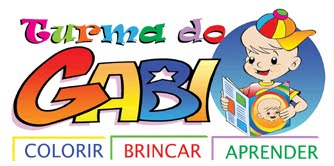 TURMA DO GABI PARA COLORIR
