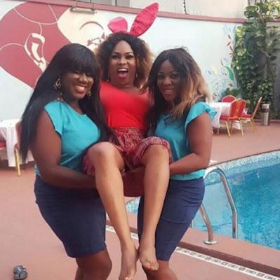 regina chukwu pool birthday party