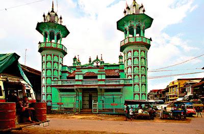 Myanmar Mosque