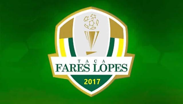 Horizonte perde e dá adeus a Taça Fares Lopes 2017.