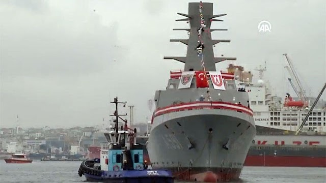 Türkiye'nin tek istihbarat gemisinin adı nedir?