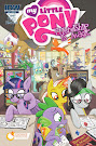 MLP Friendship is Magic #20 Comic Cover Phoenix Comics & Games Variant