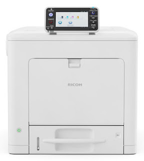 is the perfect partner for whatsoever busy workplace inwards the share Ricoh Aficio SP C352DN Driver Download