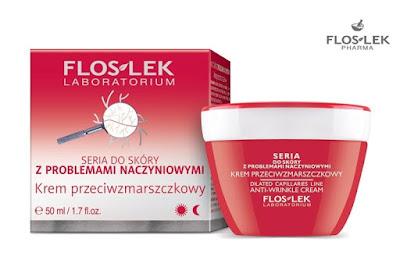Creme antirrugas da FlosLek Laboratorium
