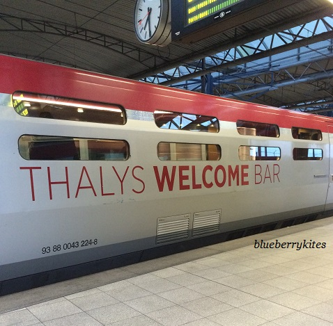 Can I Bring Food On Thalys Train