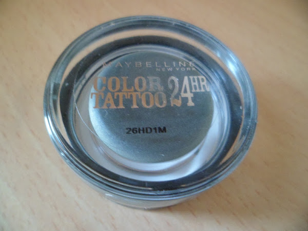 Maybelline Colour Tattoo 24hr Immortal Charcoal
