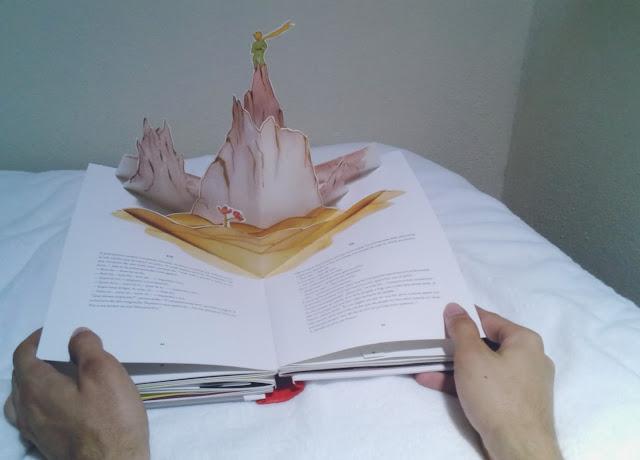 quase perfeito, o pequeno príncipe tumblr, livro pop-up