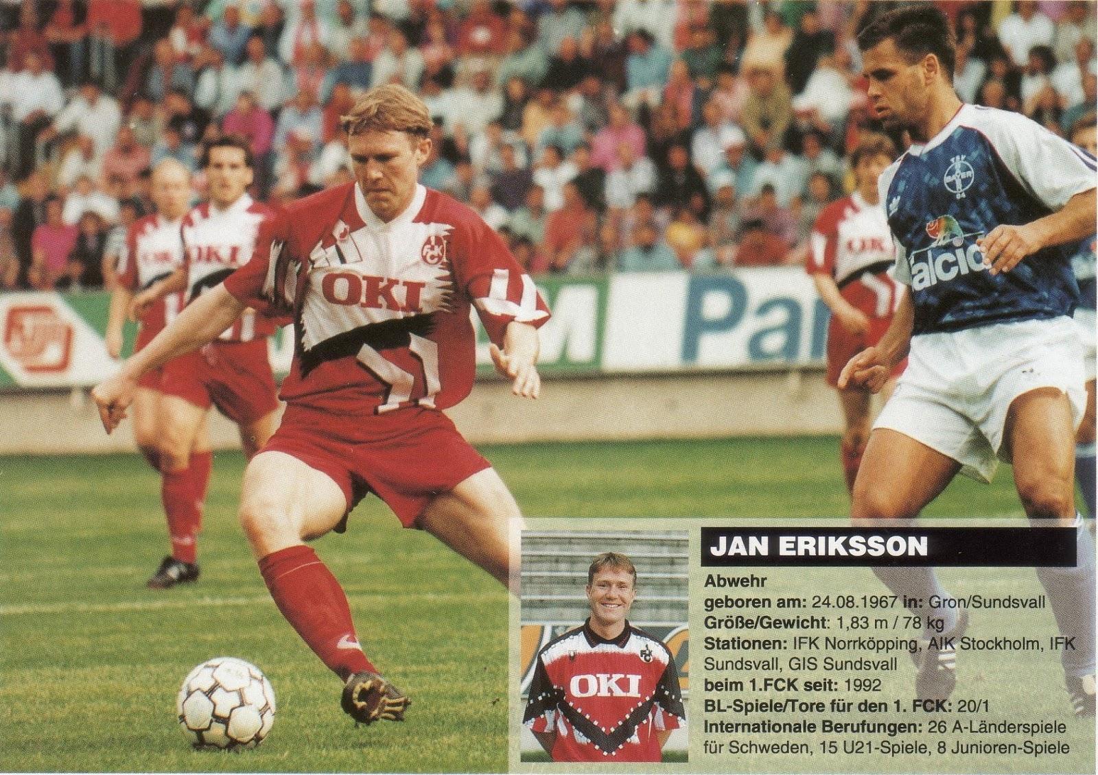 Kaiserslautern Mannschaft