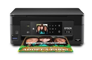 Epson Expression Home XP-446 Driver