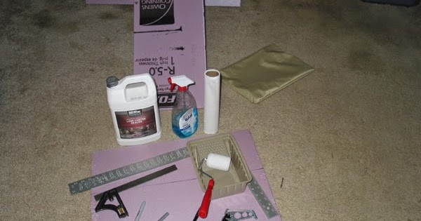Bluegrass Board Building Polystyrene Foam Types And
