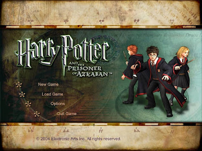 Harry Potter and Prisoner of Azkaban Game Free Download