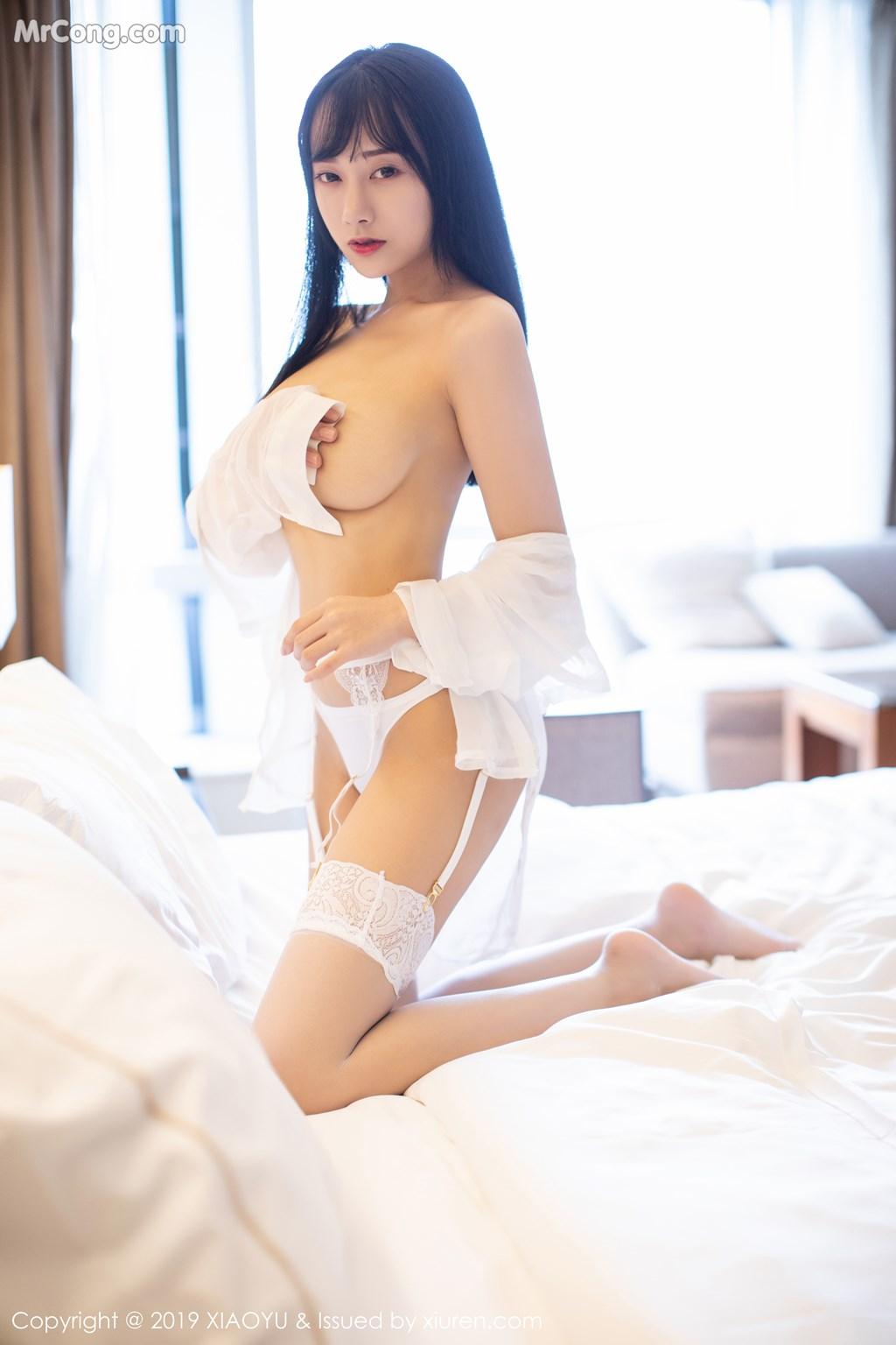 Image XiaoYu-Vol.076-He-Jia-Ying-MrCong.com-070 in post XiaoYu Vol.076: He Jia Ying (何嘉颖) (72 ảnh)