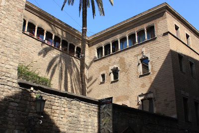 Casa de la Ardiaca in Barcelona