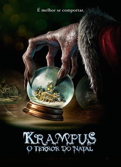 Baixar Krampus O Terror do Natal AVI Dual Áudio BDRip Torrent