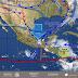 Tormentas torrenciales con nublados y actividad eléctrica se prevén en Veracruz, Tabasco y Chiapas