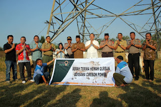 Cirebon Power Berbagi Hewan Kurban